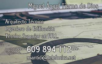 Miguel Angel Tierno de Dios