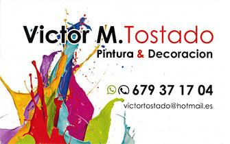 Victor M. Tostado