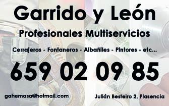 Garrido y Leon
