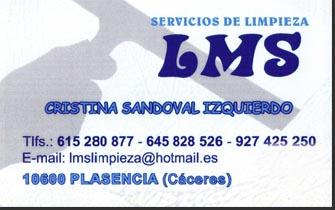 Servicios de Limpieza LMS