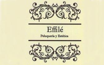 Effilé Peluquería y Estética