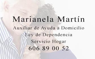 Marianela Martín