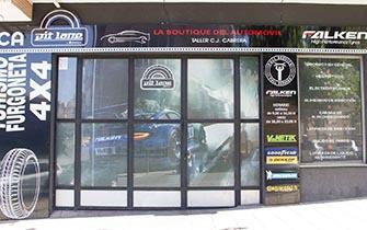 La Boutique del Automóvil de Carlos Cabrera