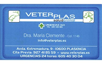 Veterplas