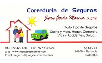 Juan Jesús Moreno Correduría de Seguros